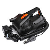 Stermay HT-338 12V 80W 4500mah Electric Air Pump Rechargeable High Power For Inflatable Boat Kayak Air Bed Mattress