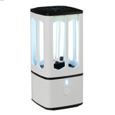 Portable UV Light LED USB Rechargeable Disinfection Lamp Car Home Sterilizer New