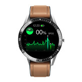 Bakeey S1 bluetooth Phone Call Heart Rate Blood Pressure Oxygen Monitor Weather Display Music Contorl Smart Watch