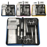 Practice Suture Kit including Professionally Developed Suturing Course Pack Tool Bag
