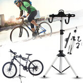 BIKIGHT Steel Bike Repair Stand Bicycle Mechanics Workstand Mountain Road Bikes Stand Holder