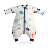 XIAOMI Snuggle World Baby Infant Swaddling Cloth Sängväska Pyjamas för 0-4 år gammal