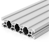 Machifit 1000mm Length 2080 T-Slot Aluminum Profiles Extrusion Frame For CNC