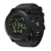 HONHX Casual bluetooth 4.0 Luminous Display Sport Monitor Camera Remote Waterproof Men Wristband Smart Watch