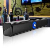 Bakeey BT167 Alto-falante bluetooth bluetooth Soundbar 20 W Home Theater TF Card USB AUX 2000 mAh Alto-falantes sem fio para TV Computador Computador portátil