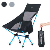 Naturehike Lightweight Camping Chair Folding Portable Fishing Backrest Chair For Outdoor Camping Beach Hiking