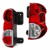 Left/Right Car Rear Tail Light Shell Brake Lamp Cover Red for NISSAN NV200 2009-2015 LHD