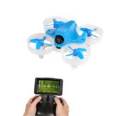 TOPRC SPARK-3 65 mm 6-assige Gyro 5.8G FPV 800TVL Camera met hoogte-houd headless-modus RC Drone Quadcopter