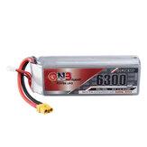 Gaoneng GNB 11.1V 6300mAh 40C 3S Lipo Battery XT60/XT90/T Plug for FPV RC Racing Drone