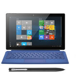 PIPO W11 Intel Gemini Lake N4100 8GB RAM 128G ROM + 256GB SSD 11,6 polegadas Windows 10 Tablet com teclado Stylus Pen