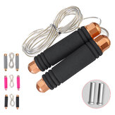 3M Adjustable Length Fitness Jump Rope Sponge Handle 350g Bearing Skipping Rope Sports Gym Exercises Boxing Training