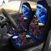1/2Pcs Front Car Seat Cover Protector Vehicles SUV Interior Cushions Universal