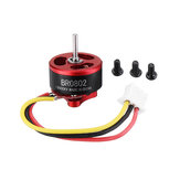 Racerstar BR0802 0802 15000KV 19500KV 25000KV 1-2S Brushless Motor 1mm Shaft for Tinywhoop FPV Racing Drone