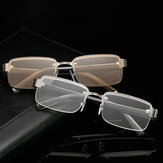 Rimless Reading Glasses