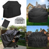 Barbacoa BBQ Grill Cover + Storage Bolsa para Weber 7109 Summit 600 Series Parrilla de gas