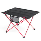 IPRee® FD2 Portable Folding Table Outdoor Ultralight Aluminum Camping Picnic Desk Max Load 15kg
