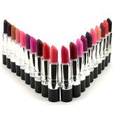 20 Farben Lip Nude Bright Stick Vampire Schwarz Lila Lippenstift Übertriebene Farbe Make-up Comestic