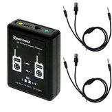 SR-629RéplicateurduplexrépétiteurpourWalkie Talkie Radio radio bidirectionnelle Radio mobile