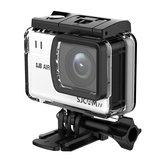 SJcam SJ8 AIR Esporte Câmera Novatek 96658 Ação Câmera Panas0nic MN34112PA Sensor Big Caixa