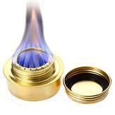 MiniCampingAlkoholHerdTragbareKupfer Kocher Alkohol Brenner Ultraleicht Ofen Ausrüstung
