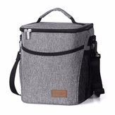 Tote Hot Cold Isolated Thermal Cooler Travel Work Picnic Almoço escolar Caixa Bolsa Travel Supplies