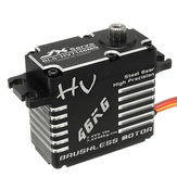 JX BLS-HV7146MG 46KG 180 Degrees HV High Precision Steel Gear Digital Brushless Servo For RC Robot