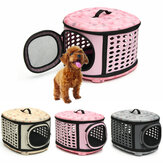 Small Pet Dog Cat Puppy Carrier Portable Cage Crate Transporter Bag