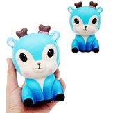 Galaxy Fawn Squishy duftende Squeeze 13.1CM Langsam steigende Sammlung Spielzeug Soft Geschenk