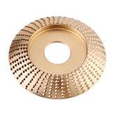 Rueda abrasiva de madera de 85 mm Lijado de disco giratorio Tallado en madera herramienta Disco abrasivo herramienta