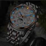 CARNIVAL C8799 Luminous Display Automatic Mechanical Watch