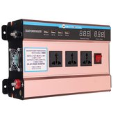 10000W Peak Solar Power Inverter DC 12/24V to AC 220V Modified Sine Wave USB Converter