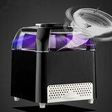 LED Nyamuk Dispenser Fotokatalis Keselamatan Nyamuk Pembunuh Lampu Elektronik USB Penolak Serangga Cahaya