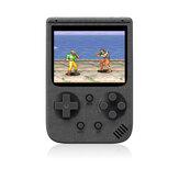 SUP II 3.0 Polegadas LCD Tela L / R Teclas 8-Bit Embutido 500 Jogos Clássicos 1020mAh Recarregável Portátil Mini Console de Jogos Portátil