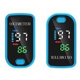 Clipe digital de oxímetro de pulso Coração Monitor de frequência Monitor de SpO2 doméstico oximetro Clipe de dedo oximetro Coração Monitor de frequência
