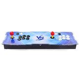 PandoraBox 9 3399 Games 3D Arcade Game Controller 720P HD Fightstick Rocker Joystick Retro Console HDMI VGA USB Output TV PC