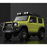 XIAOMI XMYKC01CM para Suzuki Jimny Sierra Yellow Intelligent 1:16 Proporcional 4WD Rock Crawler App Controle Modelo de veículos automotivos