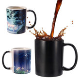 350mlНовинкаЕдинорогтеплацветИзменение кофе кружки Home Office Cup Kids Gifts