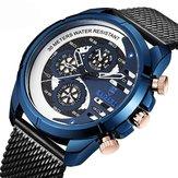 Bagari1802decoratievekleinewijzerplatenzakelijke quartz horloge