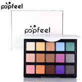 POPFEEL Mini 15 Color Eye Shadow Макияж High Gloss