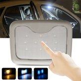 LED Otomatik Araba Dome Tavan Tavan Işığı İç Okuma Bagajı Lamba Ampul Manyetik