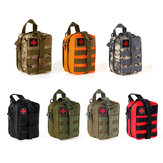 EMT Emergency Rescue Survival Pouch Climbing Borsa Medico Pacchetto Tactical Molle 7Colors Kit di pronto soccorso Borsa