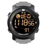 NORTH EDGE Laker Pedometer Heart Rate Calories Phone Reminder Stopwatch Sport Watch bluetooth Smart Watch