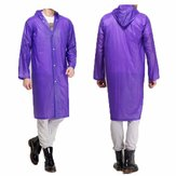 Thicken Rain Coat Outdooors Camping Poncho Men Women Durable Waterproof Rain Gear