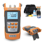 SGV305 Handheld Optical Power Meter Tester -70~+3dBm 1MW Visual Fault Locator FTTH Tools Set