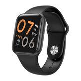 [Blutsauerstoffmonitor] Bakeey P80 PRO 1,54 'Voll-Touchscreen BT5.0 Bluetooth-Anruf Blutdruck-Herzfrequenzmesser Mehrfachwahl SOS Smart Watch