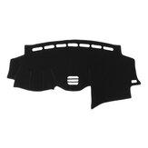 Siyah Dashboard Kapak Dashmat Dash Güneş Mat Pad Için Lexus RX300 350 330 2004-2009