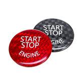 Старт Стоп Двигатель Кнопочный выключатель Крышка карбона Для BMW E60 E90 E91 E92 E93 3 Series