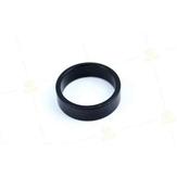 Kingmagic capa dura preto mágico anel magnético aço inoxidável adereços