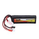 ZOP Power 11.1V 2200mAh 3S 8C Lipo Bateria JR JST FUBEBA Plug para Transmissor