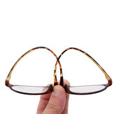 Mens Women TR90 Light Weight Resin Reading Glasses